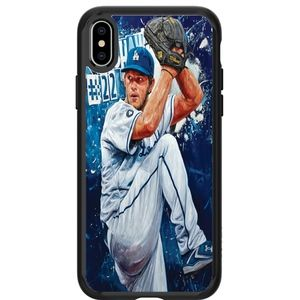 KERSHAW RUBBER PHONE CASE COVER iPhone X XS 8 7 6